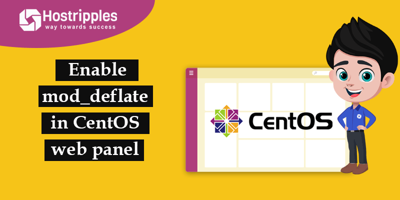 How To Enable mod_deflate in CentOS Web Panel, Hostripples Web Hosting