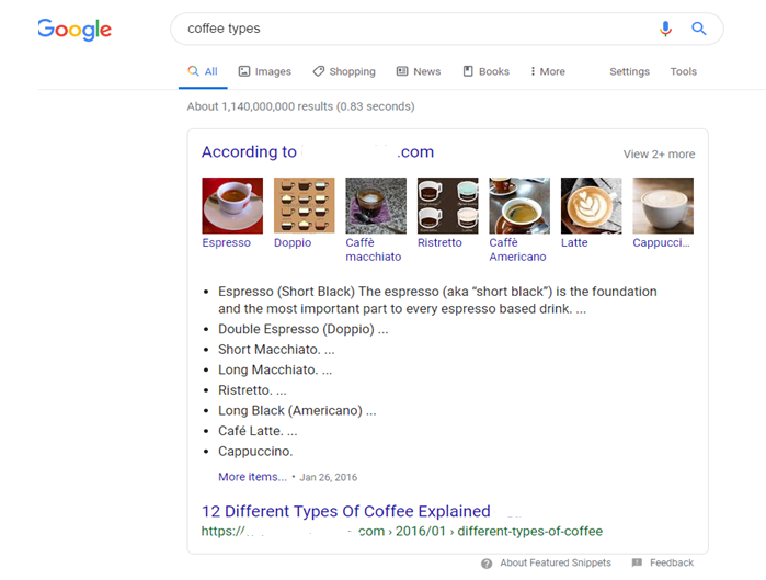 Featured Snippet, Featured Snippet? Know How You Can Achieve It, Hostripples Web Hosting
