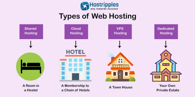 VPS or Dedicated Server? Know which is good for your Business, Hostripples Web Hosting