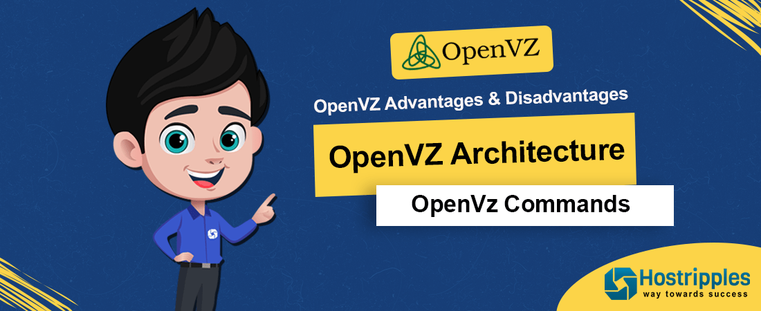 openVZ_architecture_and_commands