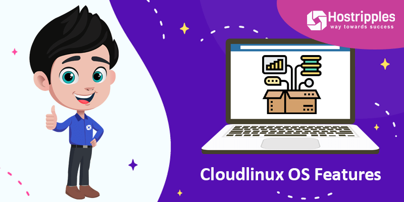 Cloudlinux OS Features, Hostripples Web Hosting