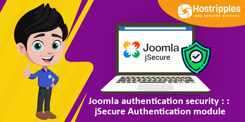 Joomla authentication security : :  jSecure Authentication module, Hostripples Web Hosting