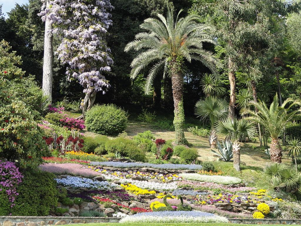 The secret of Villa Carlottas botanical garden by Como