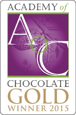 Academty of Chocolate Gold Award