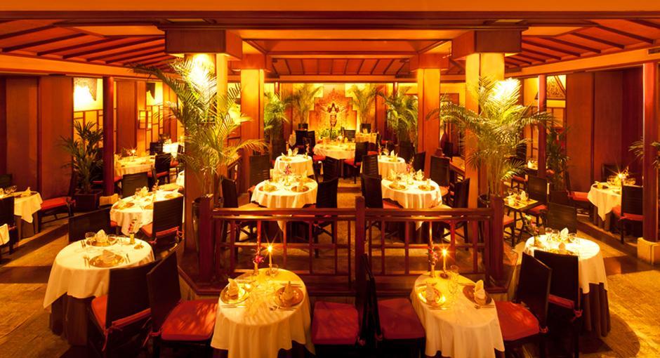 Top 5 Restaurantes Romnticos en Barcelona  Hotel