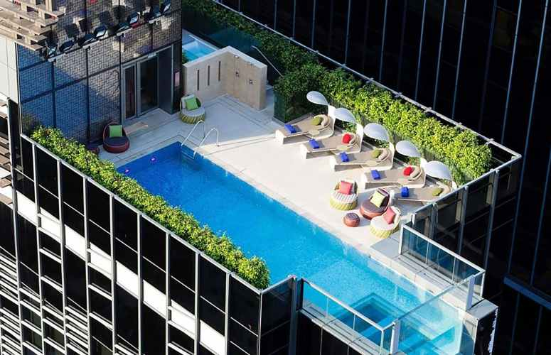 Hong Kongs Best Hotels with Infinity Pools of 2017