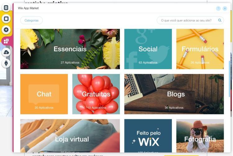 Passo 11 para criar site no wix