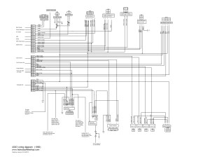 Anybody like 4G63 wiring diagrams as much as I do