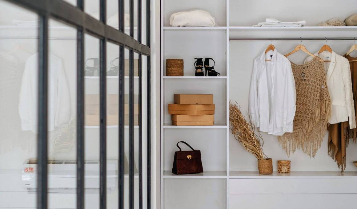 Walk in closet: Tips para tener uno soñado