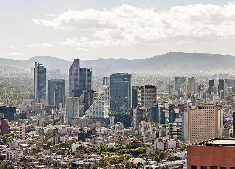 Zonas con más demanda en México