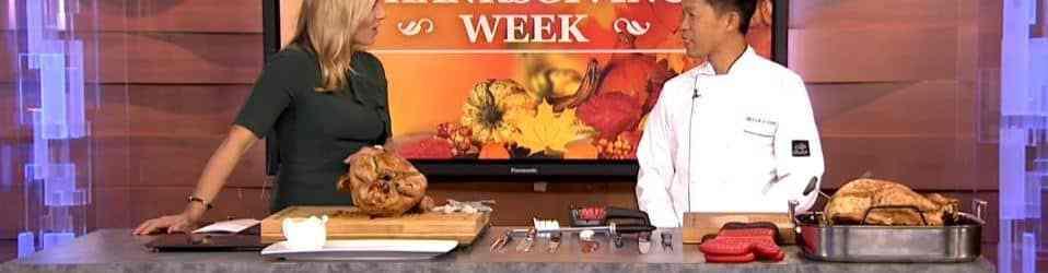 Andre Eng Talks Thanksgiving Turkey on CTV Morning Live