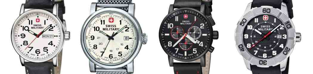'Tis the Season for Swiss Military Watches