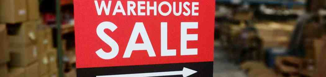 The House of Knives Warehouse Sale Starts This Friday!