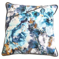 Scatter Box Irina Teal Cushion