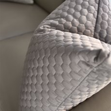 Riva Paoletti Grey Cushion