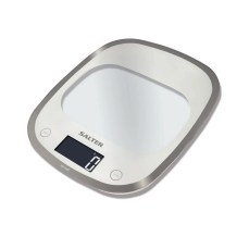 Salter Electronic Curve Glass Kitchen Scales