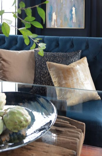 Objets Nomades cushion collection