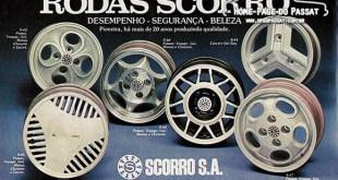Scorro - Abril de 1984