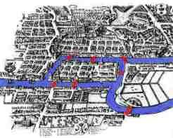 Das Königsberger Brückenproblem