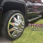 American Force Independence 26 Dually Rims Gmc Sierra Denali 3500