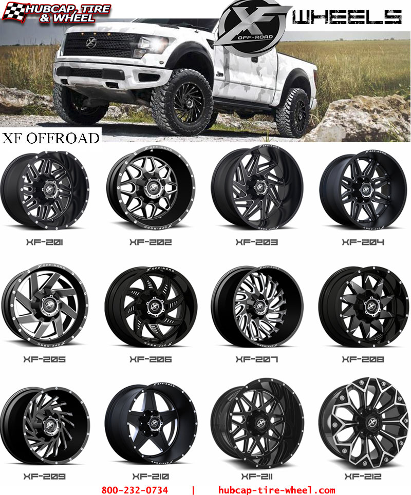 XF Offroad Wheels  Newly added to our site  TundraTalk