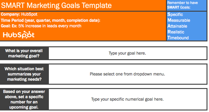 9 Free Microsoft Excel Templates to Make Marketing Easier