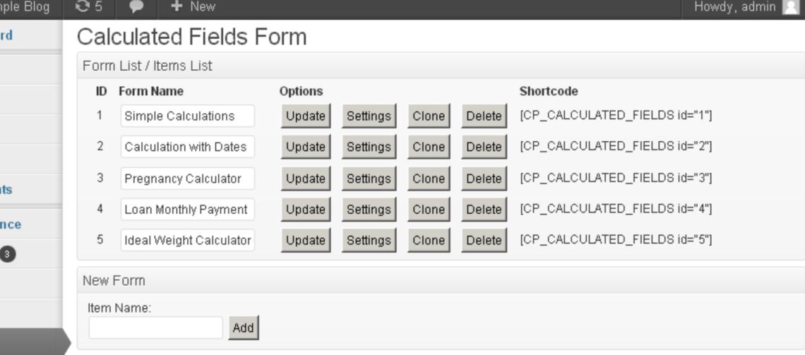 Calculated-fields-form-wordpress-plugin