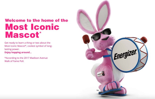 product classification example: Energizer