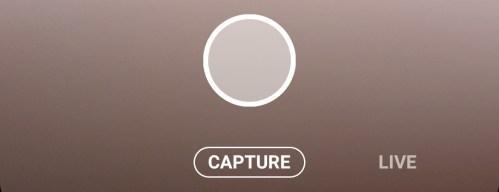 Screenshot of Instagram Live Camera Viewer Live Button