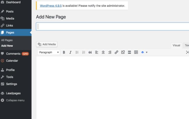 create-wordpress-post