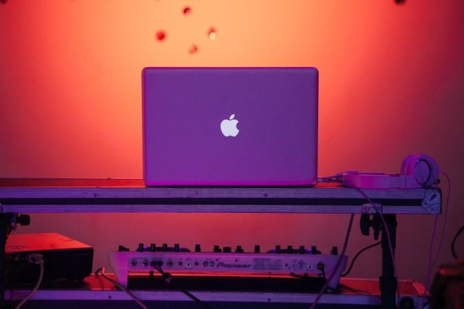 SplitShire voorraadbeeld van een computer