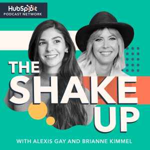 The Shake Up   Best Marketing Podcasts