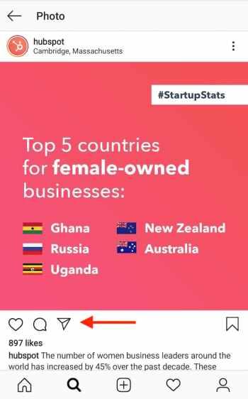 direct-message-hubspot-instagram