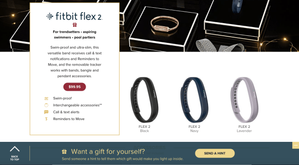 fitbit gift guide