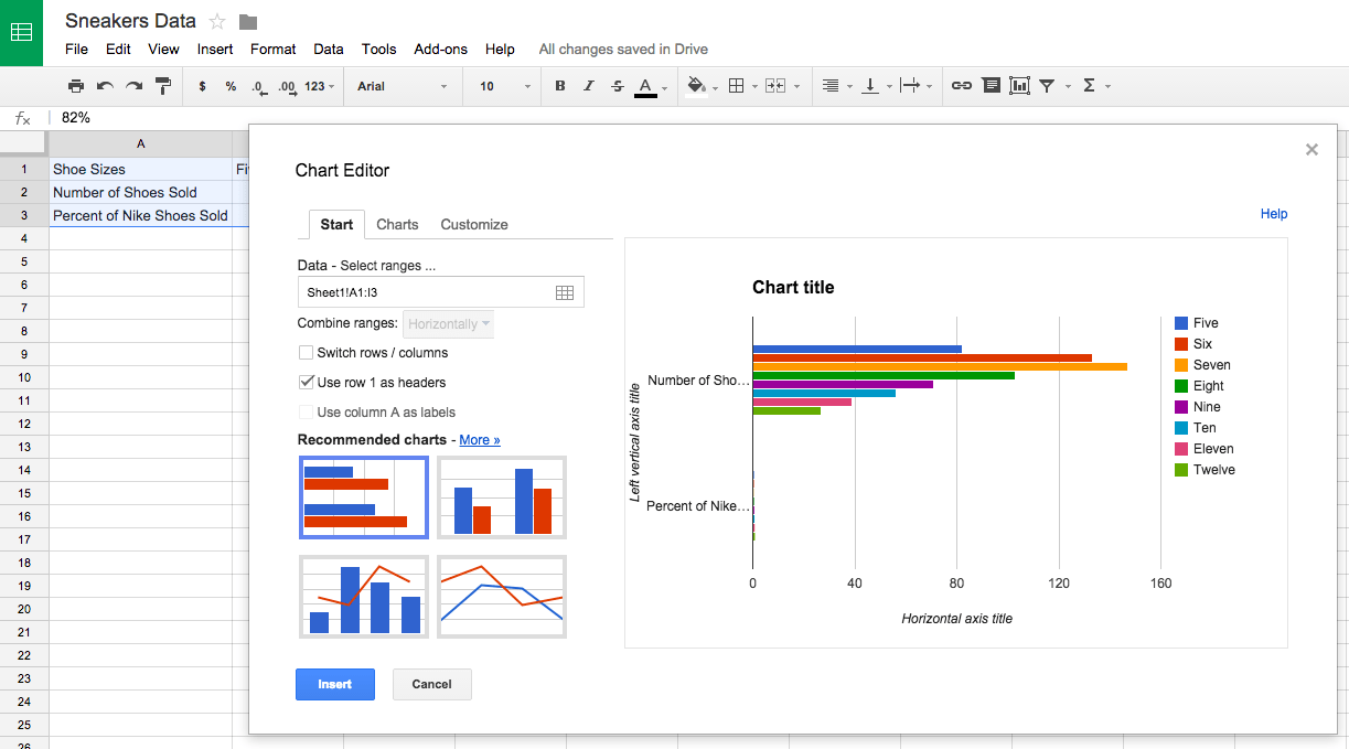 Google doc step also how to add  secondary axis an excel chart rh blogbspot