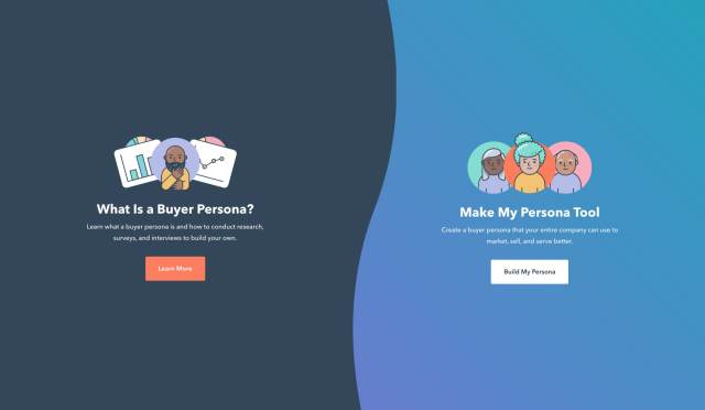Make My Persona target buyer creator and market research tool