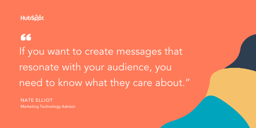 Content marketing tip by Nate Elliot: