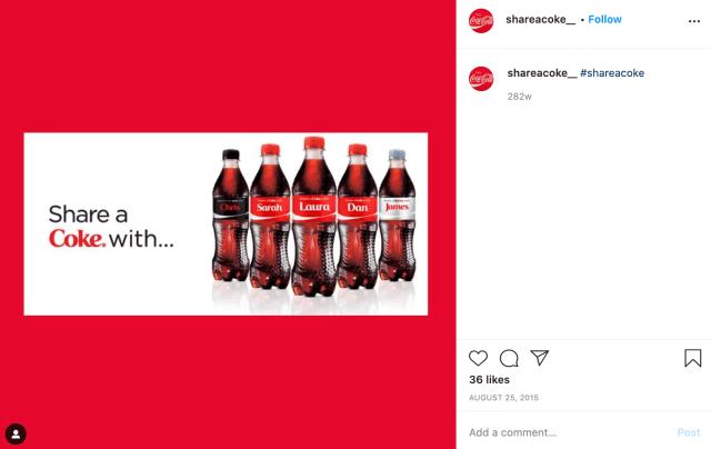 micromarketing example with coca cola