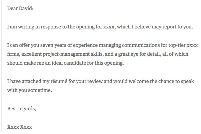 short resume sample for board of director
