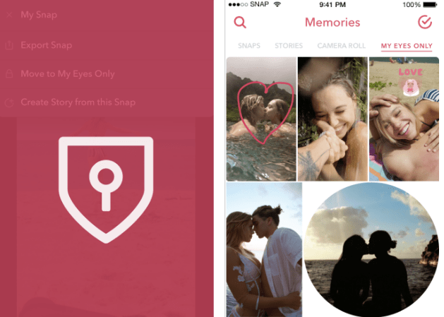 Will Memories Change Snapchat As We Know It