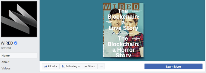 wired-facebook-business-page
