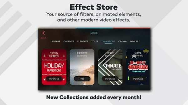 Wondershare Filmora video editing application