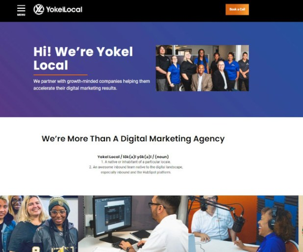 yokel local's about us page