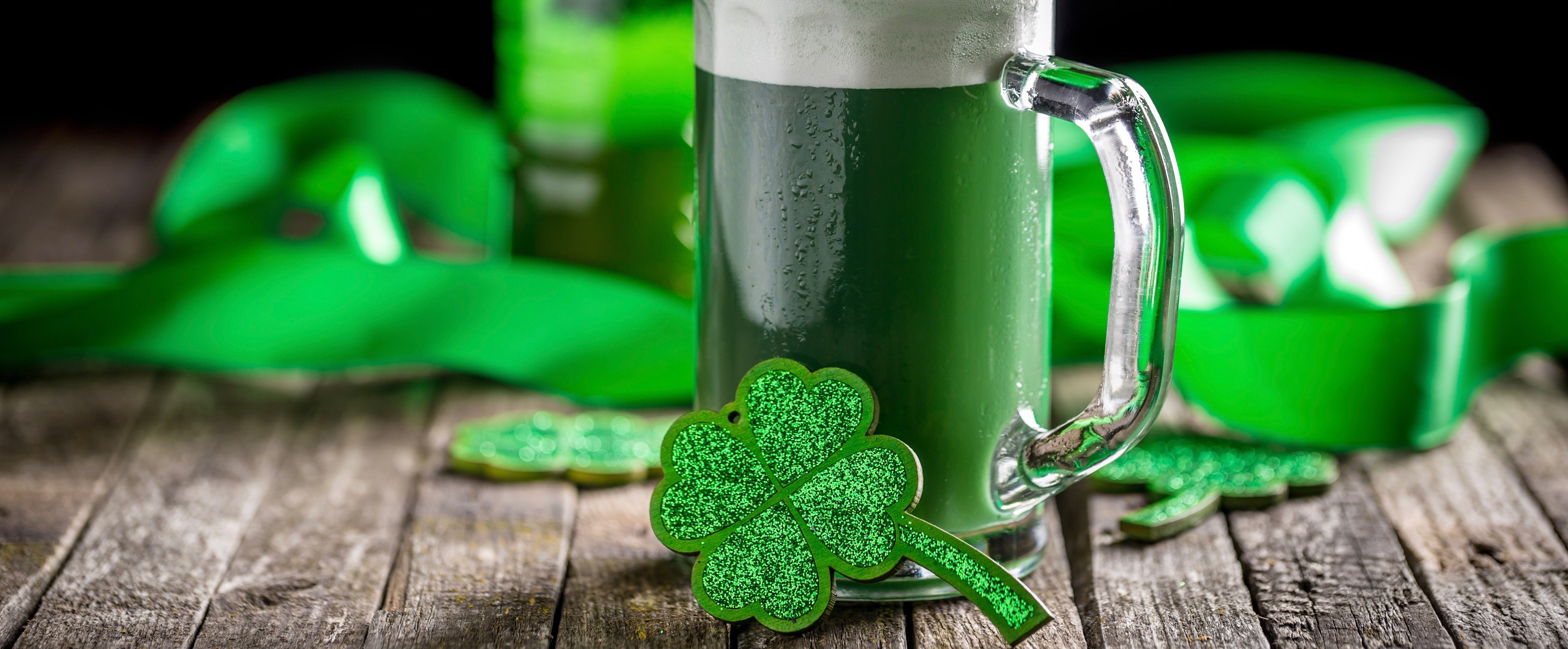 Erin Go Bragh How St Patrick S Day Celebrations Were