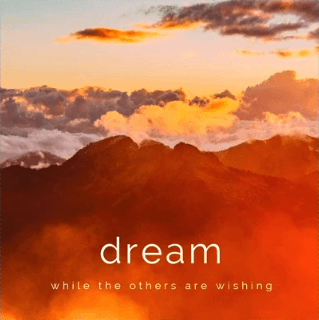 Image from Canva, an Instagram text and quote maker app