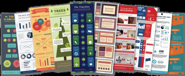 hubspot's infographic design templates