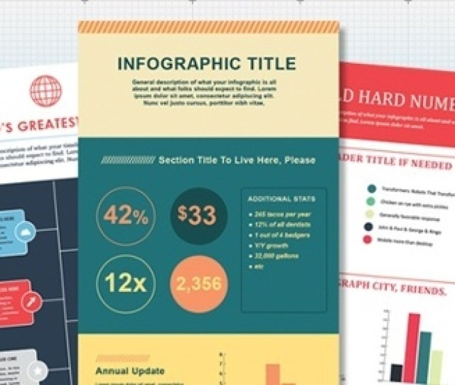 How To Create Infographics In Under An Hour  Free Infographic Templates