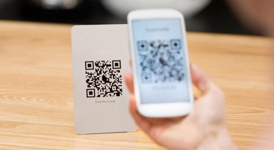 Resultado de imagen para escanear codigos qr para realizar compras