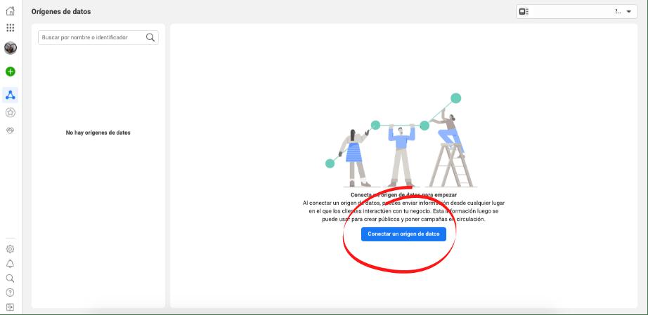 Retargeting en Facebook: configurar píxel
