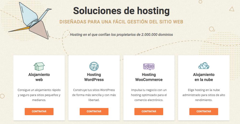 SiteGround: sitio de hosting web